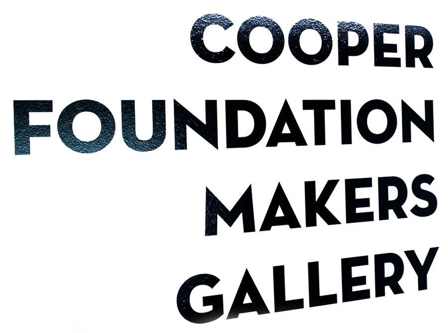 Cooper Foundation Makers Gallery logo