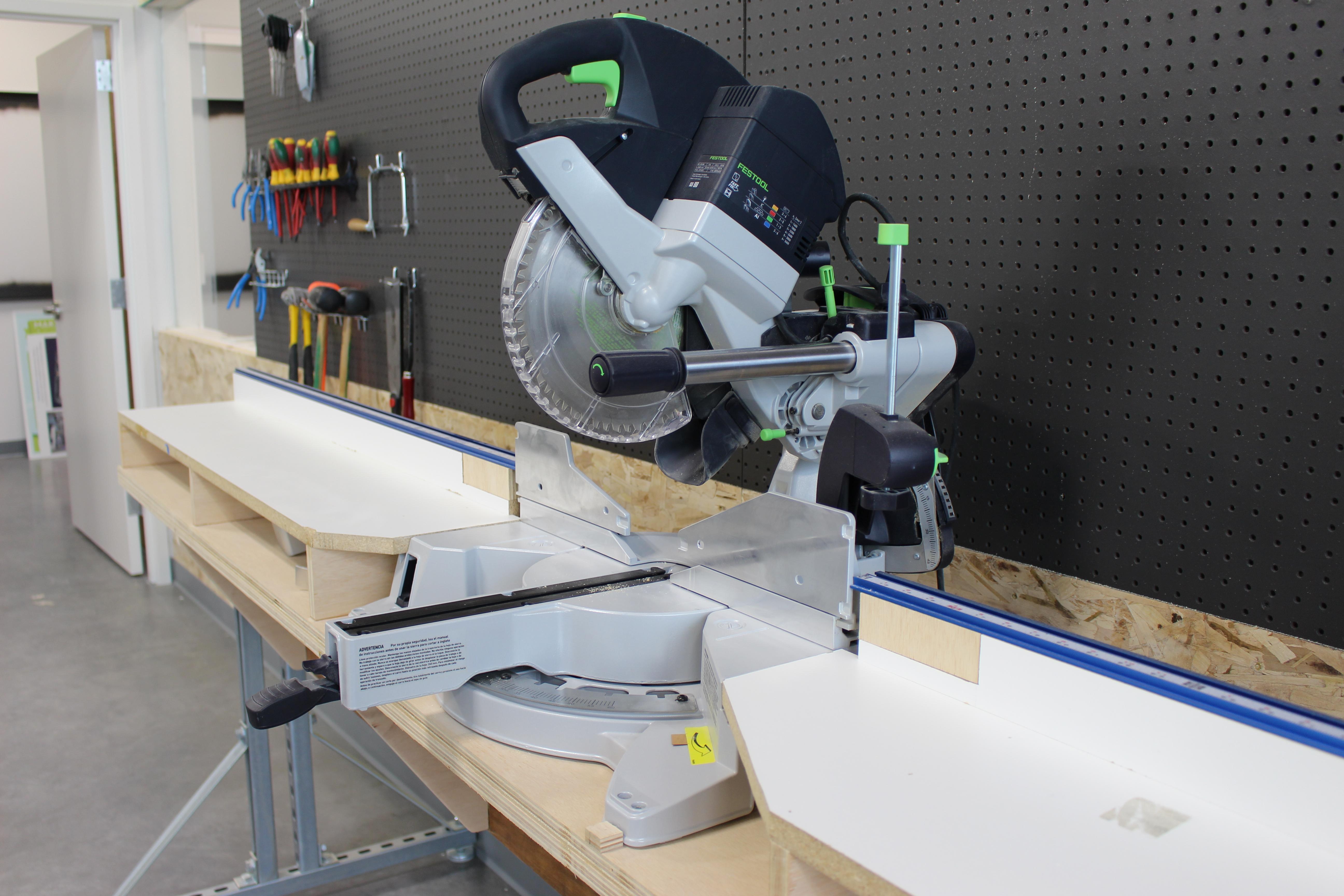 Wood Shop Nebraska Innovation Studio University Of