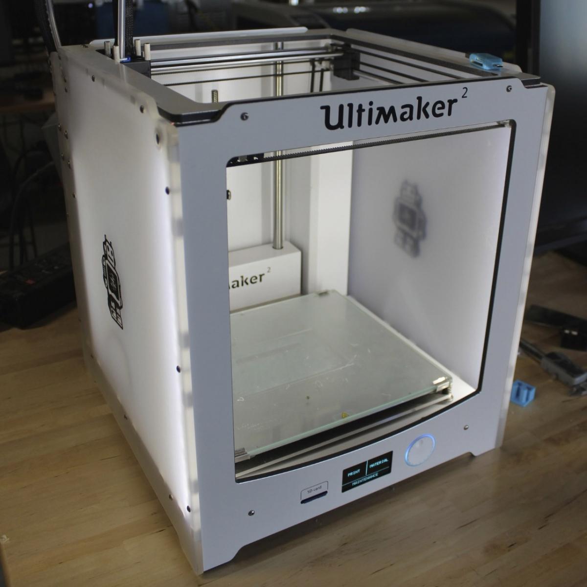 Image result for ultimaker 2 regular\
