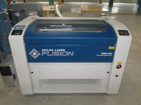 Epilog Fusion 32 Laser Cutter image